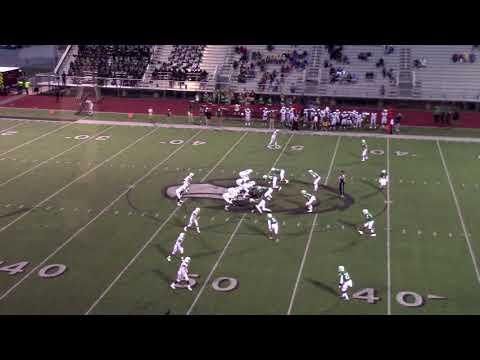 Game 4 - 2017 - Lake Dallas Falcons vs  Newman Smith Trojans