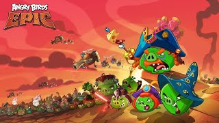 Angry Birds Epic all Bosses