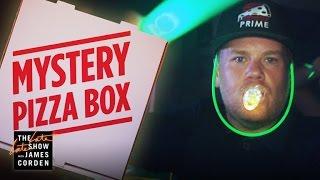 Mystery Pizza Box: Gospel Choir & Rave