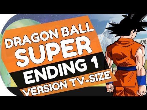 Dragon Ball Super Ending 1 - Hello Hello...