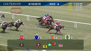 Gulfstream Park Replay show | September 15, 2019