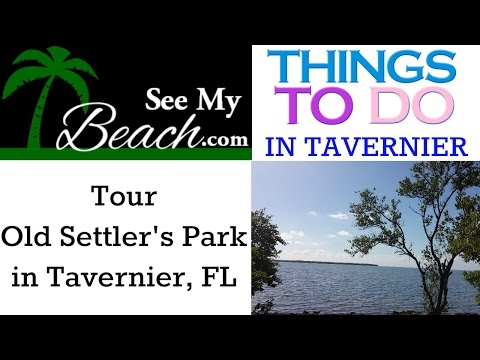 Old Settlers Park in Tavernier, Florida Keys