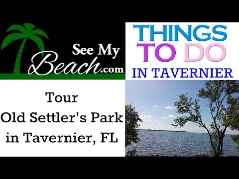 Old Settlers Park in Tavernier, Florida Keys