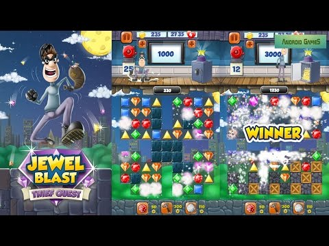 Jewel Blast Preview HD 720p