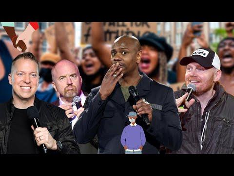 Comedians on Black People