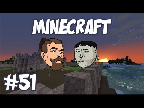 Minecraft - Episode 51 - Taking Terry Downtown