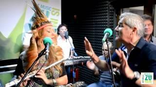 Holograf si Delia - Cat de departe (Live la Radio ZU)