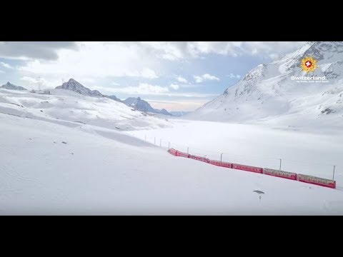 Winter along the Swiss Travel System (short version)
