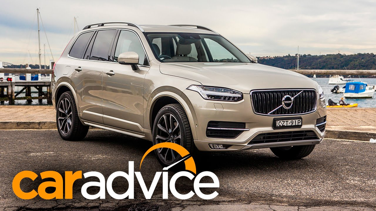 Volvo xc90 d5 review
