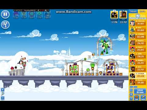 Angry Birds Friends/ Ancient Greece tournament, week 297/1, level 2