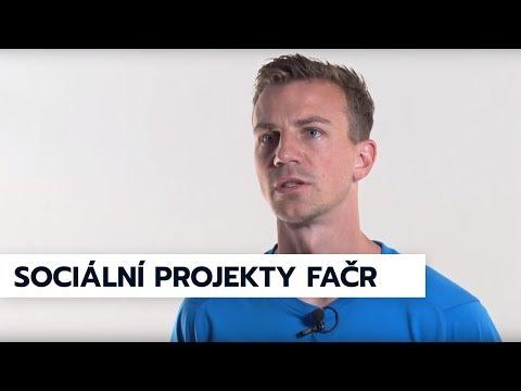 Reprezentace podporuje sociální projekty FAČR