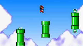 Mario Forever Magic Land V3.5    World 4 ⛅☁☁