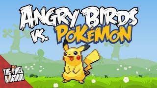 Pokémon vs. Angry Birds - Pikachu