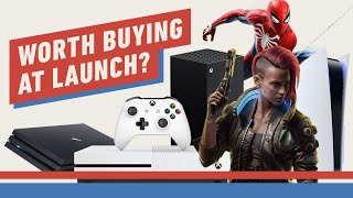 Pros & Cons of Buying at Launch - Next-Gen Console Watch