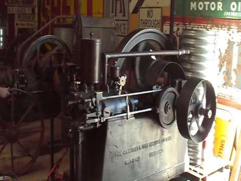Antique Campbell Gas Engine Doovi