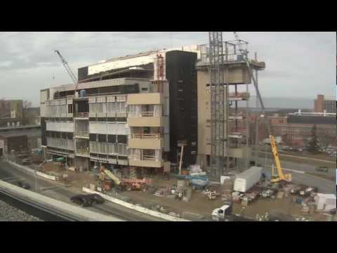 Wisconsin Energy Institute Time Lapse (long version)