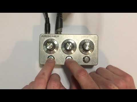 NEW Krischer - Polyphonic Analog Synth V2