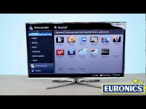TV Samsung LED 3D D7000