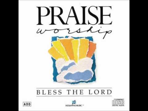 Don Moen- We Lift Up A Shout! (Hosanna! Music)