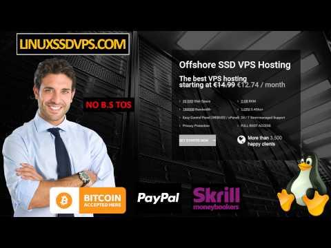Offshore Linux SSD VPS Hosting - LINUXSSDVPS.COM