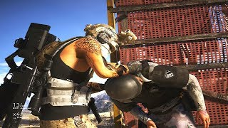 Ghost Recon Wildlands: Tactical Stealth Gameplay - Outpost Clearing - Vol.16