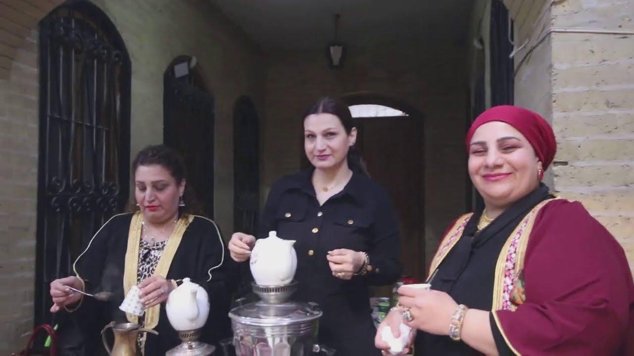 امسية جالغي بغدادي ~ بيت الشاوي 2021