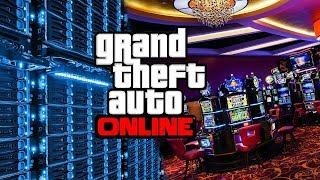 GTA Online: Rockstar Updates Servers For NEW DLC! Music, Nightclubs & More! (GTA 5 Online DLC)