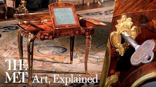 Why do some call this table seductive? | Art, Explained
