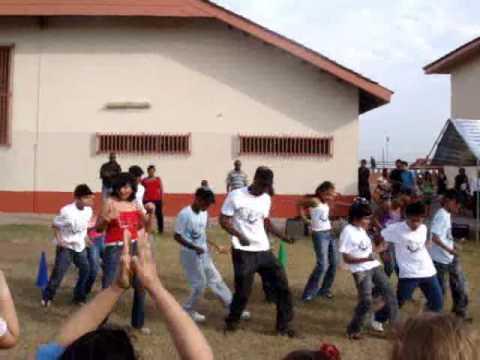 Dance Eclipse Performance @ Lincoln Community School (GHANA)#1