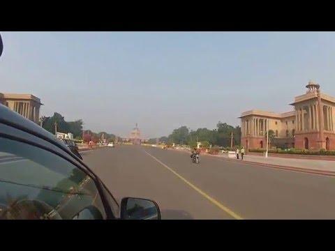 Rajpath New Delhi India