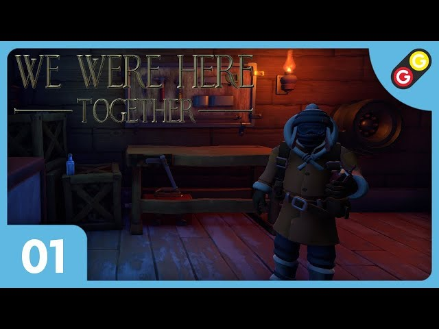 We Were Here Together #01 On découvre le jeu ! [FR]