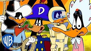 Looney Tunes | Duck Dodger's Best Costumes | WB Kids