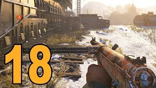 THIS MAP IS SO BAD - Call of Duty WW2 Road to Commander - Part 18