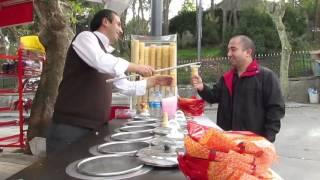 Shahril Azmir VS Turkish Ice Cream