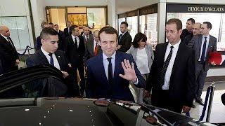 Fransa'da cumhurbaşkanı seçim yarışında son durum