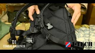 JTECH - D1 Combat Backpack