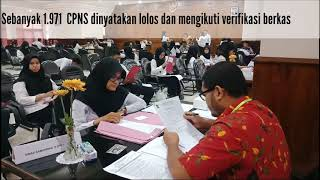 Download Video Pemberkasan CPNS 2018 BKD Jatim MP3 3GP MP4