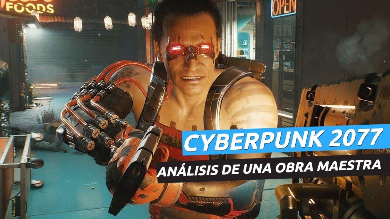 Análisis de Cyberpunk 2077 ¡Una obra maestra!