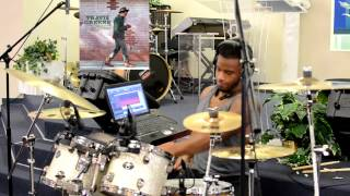 Travis Greene- Intentional Drum Cover