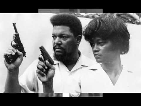 H Rap Brown Speaks Black Power
