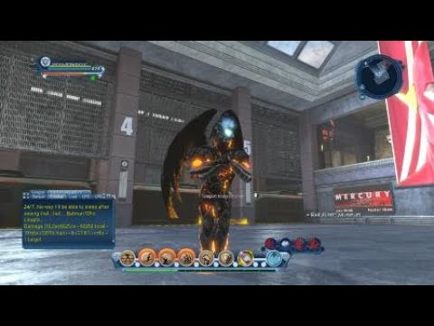 Download WHY DPS ROLE BRO - DCUO - HYBRID BATTLE TANK