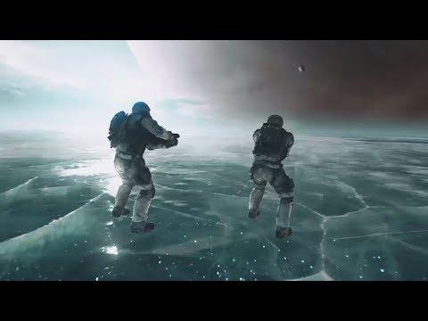 Call of Duty Infinite Warfare - Travel to Jupiter's moon Europa |
