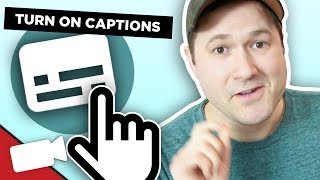 How Captions Impact a Video's Performance on Youtube