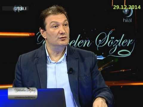 29-12-2014 Kuran'da Nebi ve Resul Kavramları - Doç Dr Zeki BAYRAKTAR  –  Yükselen Sözler – HİLAL TV