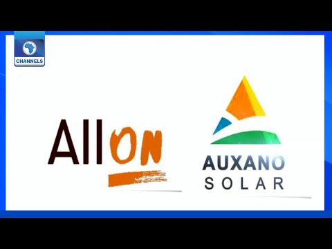 All On And Auxano Solar Nigeria Sign $1.5 Million Deal