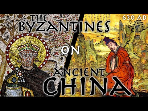 Byzantine Historian Describes Ancient China // 7th cent. Theophylact S. // Primary Source