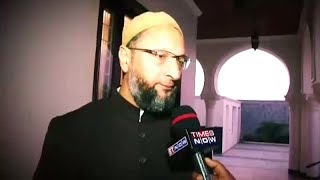 Modi PM of India or PM of Hindutva, questions Asaduddin Owaisi