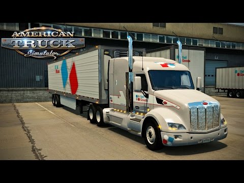 American Truck Simulator - Episode 52 - Back In The Cab!