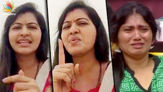 Saravanan Meenakshi fame Rachitha slams Julie for her recent behaviour in BIGG BOSS | Crying Acting