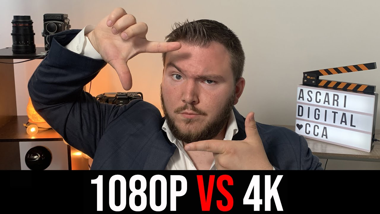 Download 4K VS 1080 - WHAT YOU NEED TO KNOW